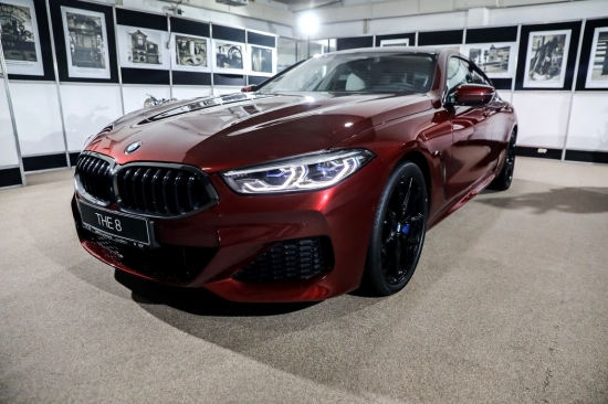 Видео обзор BMW 8 Series Gran Coupe