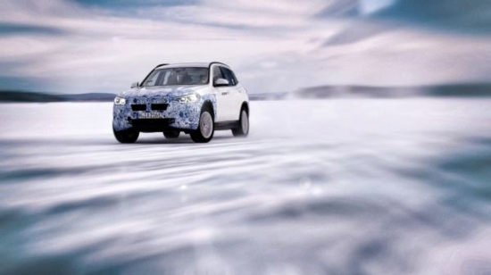 Electric SUV BMW iX3