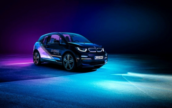 BMW i3 Urban Suite new from the automaker